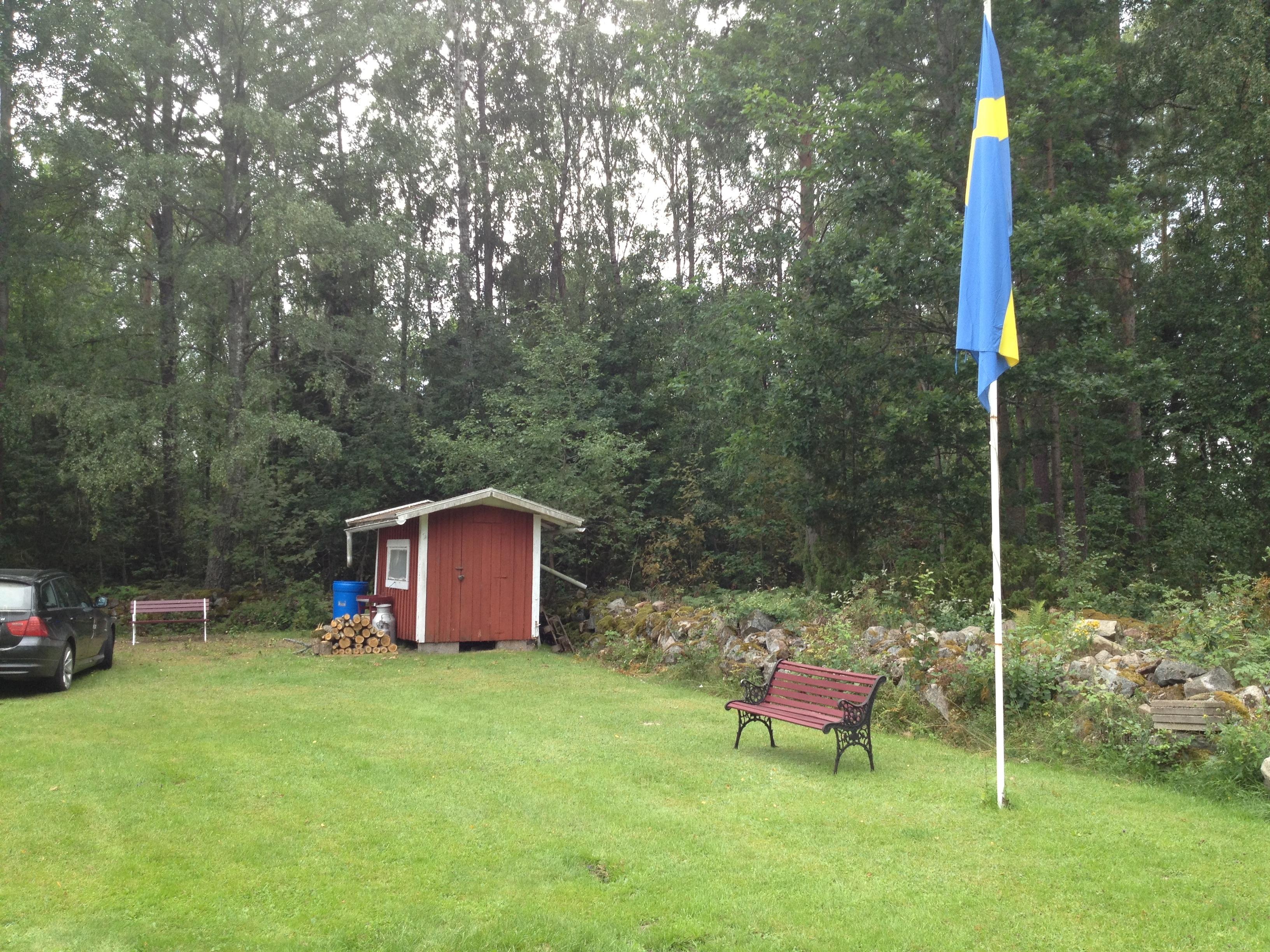 """Stuga sverige, småland, 36252 jät: """"sommarstuga Åsnen"""""""