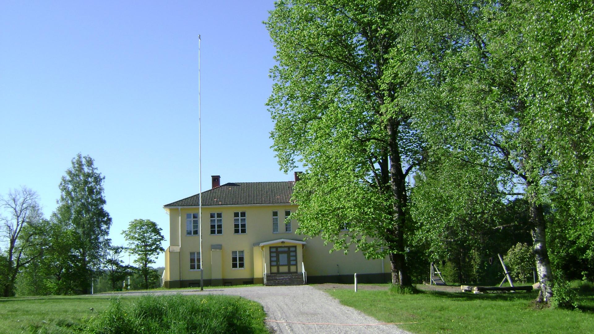 """Stuga sverige, värmland, 68096 rämmen: """"gamla skola"""""""